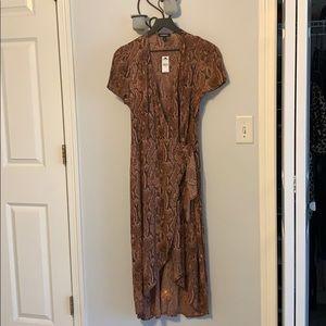 3/$30 Express maxi dress